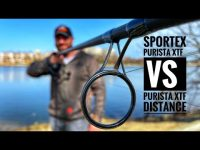 Новинки 2021! Sportex PURISTA XTF vs PURISTA XTF Distance. Что круче?